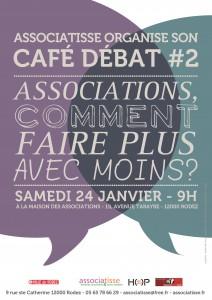 Animations Café Débat 25-01-2015