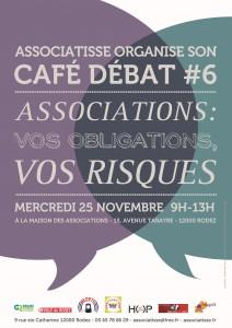 Animations Café Débat 25-11-2015