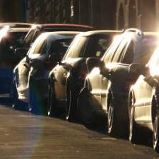 distribution de flyers sur véhicules