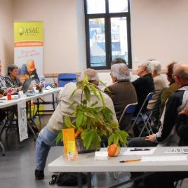 intervention de la BANQUE ALIMENTAIRE de l'Aveyron